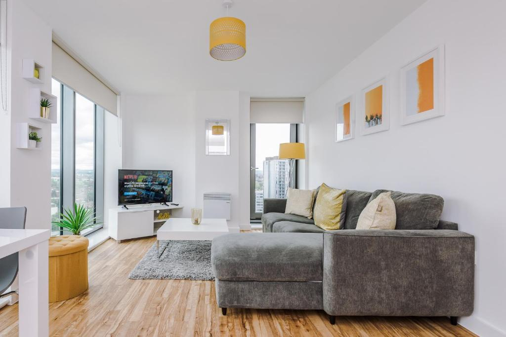 Media City Apartments by City Centre Chic - Laterooms