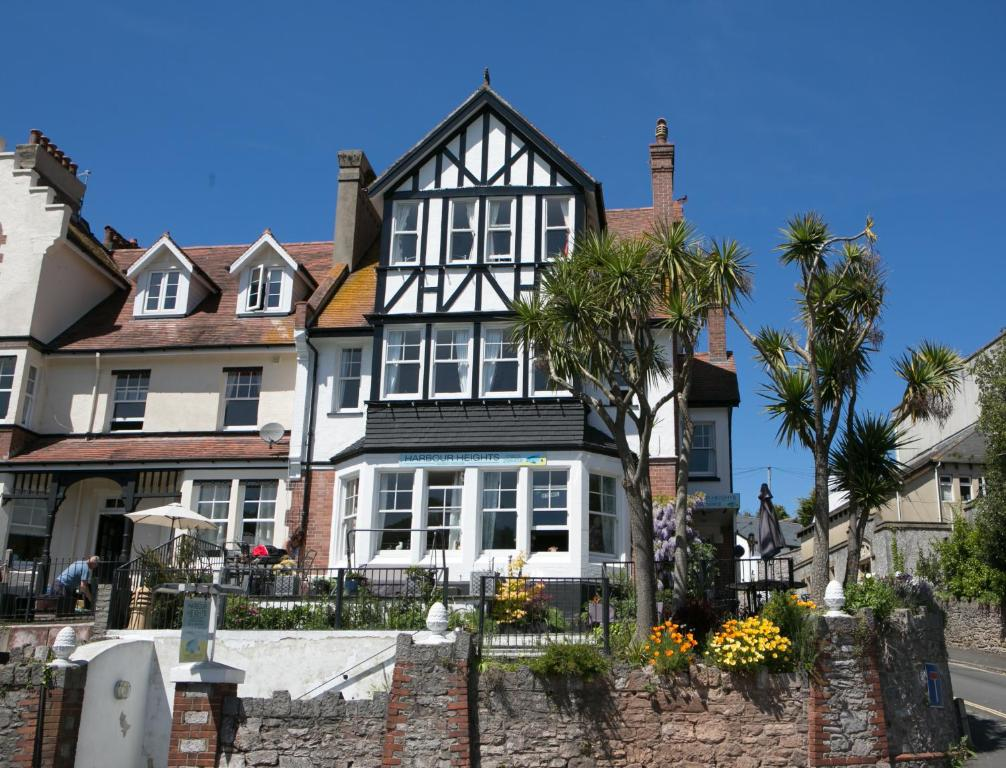 Harbour Heights Guest House in Torquay, Devon, England