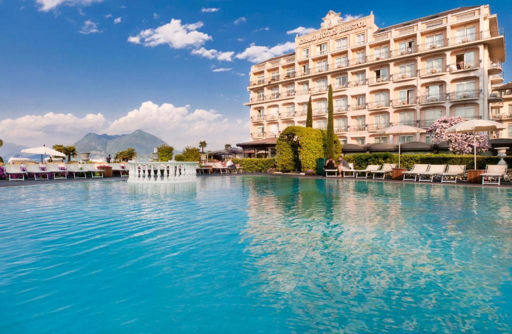 Grand Hotel Bristol Stresa, Italy