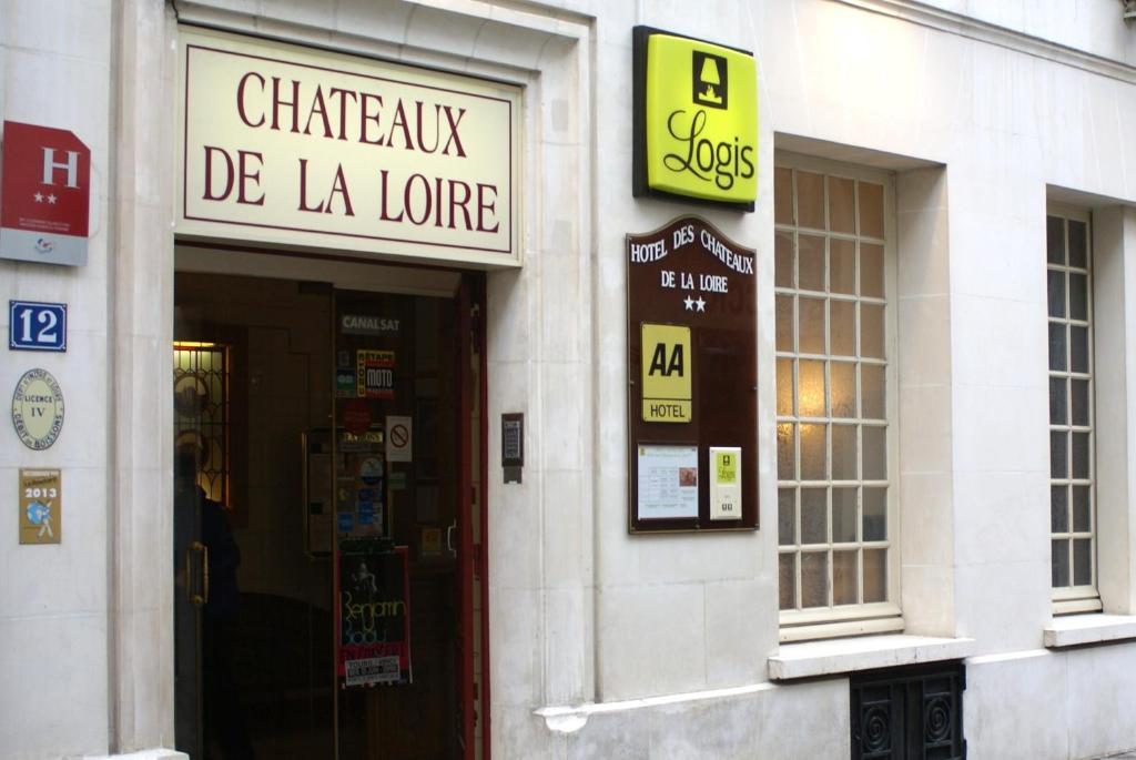 Logis Hotel Des Chateaux De La Loire Tours, France