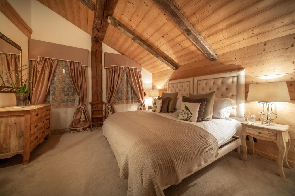 Chalet Fourmiliere Morzine France Booking Com