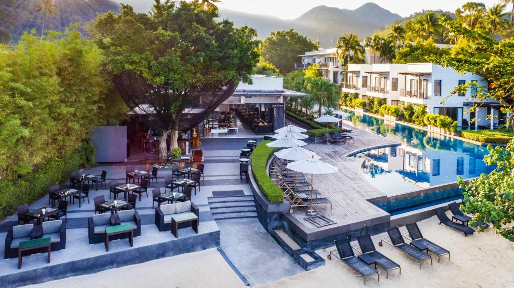 A view of the pool at The Chill Resort and Spa, Koh Chang or nearby
