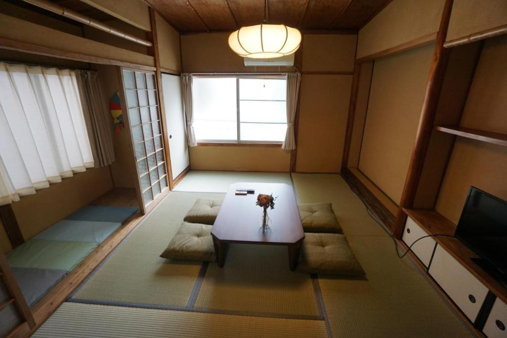 Apartment Dotonbori Japanese House Dor0079b Osaka Japan Booking Com