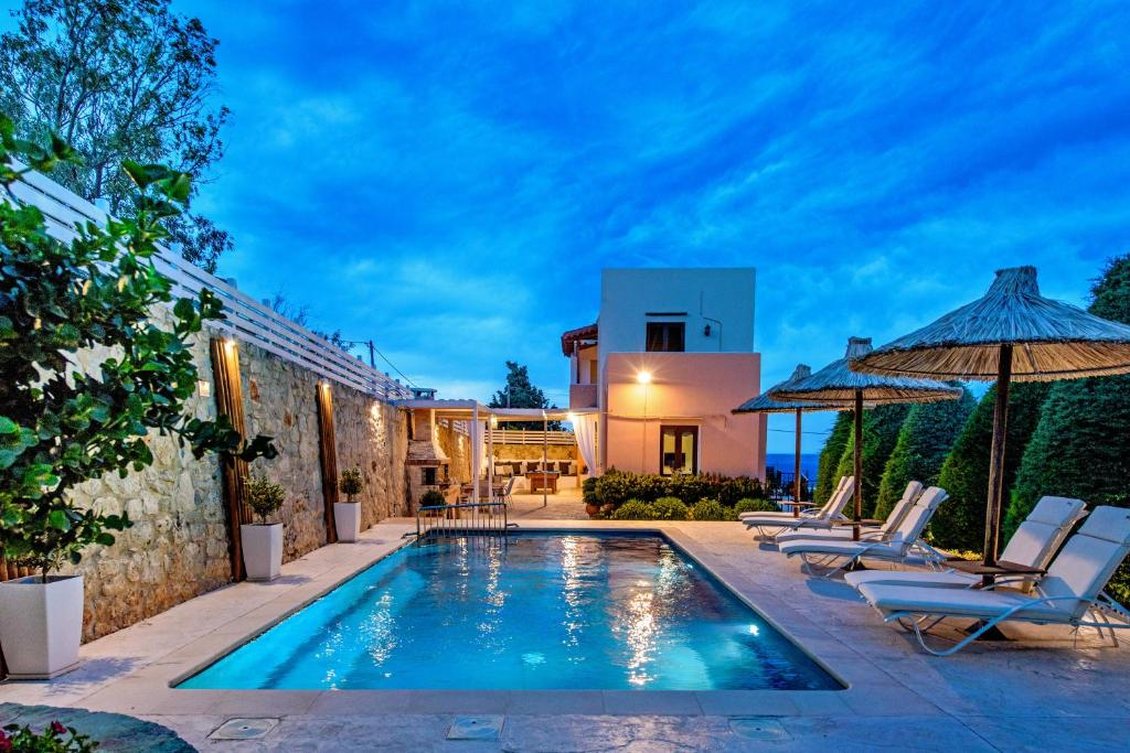 Villa Elmyra, Γεράνι – Ενημερωμένες τιμές για το 2020