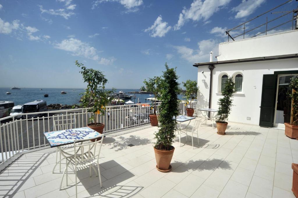 Balcone o terrazza di Terrazza Core Amalfitano