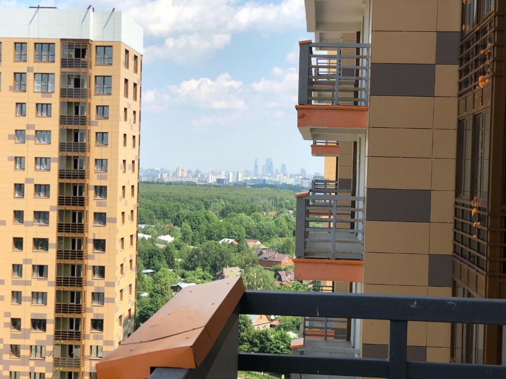 апартаменты sky skolkovo