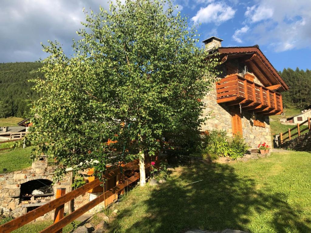 Baita Carnale, Montagna in Valtellina