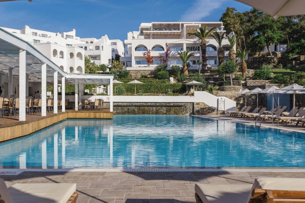 The swimming pool at or near Lindos Village Resort and Spa - Adults-Only