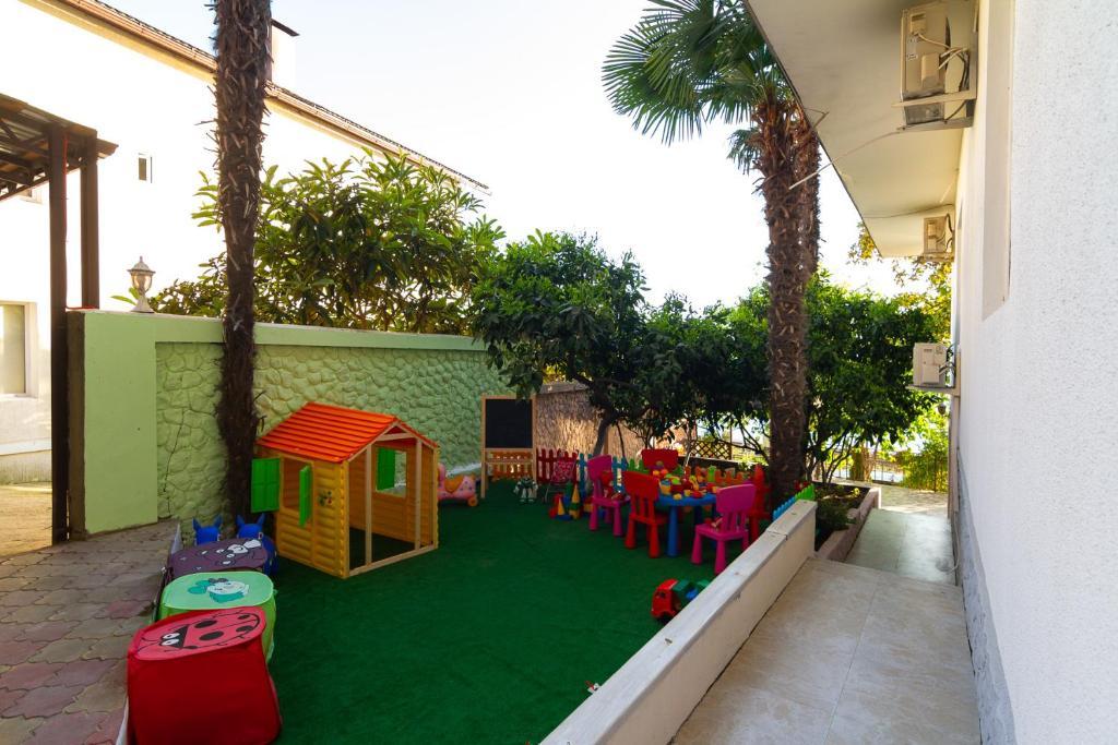 Детская игровая зона в Гостевой Дом Жасмин