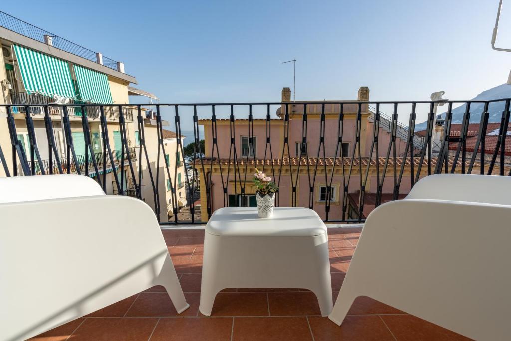 Balcone o terrazza di Panoramic Terrazza - Località Maiori