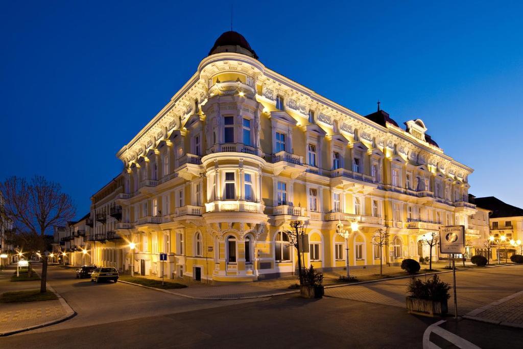 Savoy Spa & Kurhotel Frantiskovy Lazne, Czech Republic