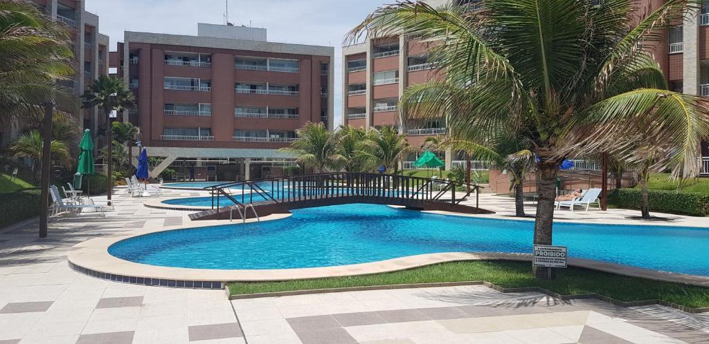 Scopa Beach - apartamento no Porto das Dunas - vizinho ao Beach Park