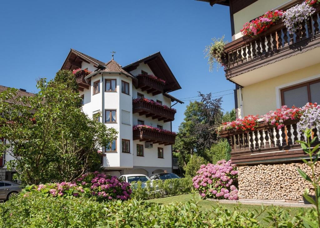 Hotel Alpenblick Attersee am Attersee, Austria