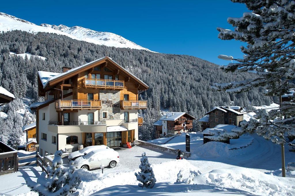 Hotel Vedig Santa Caterina Valfurva, Italy