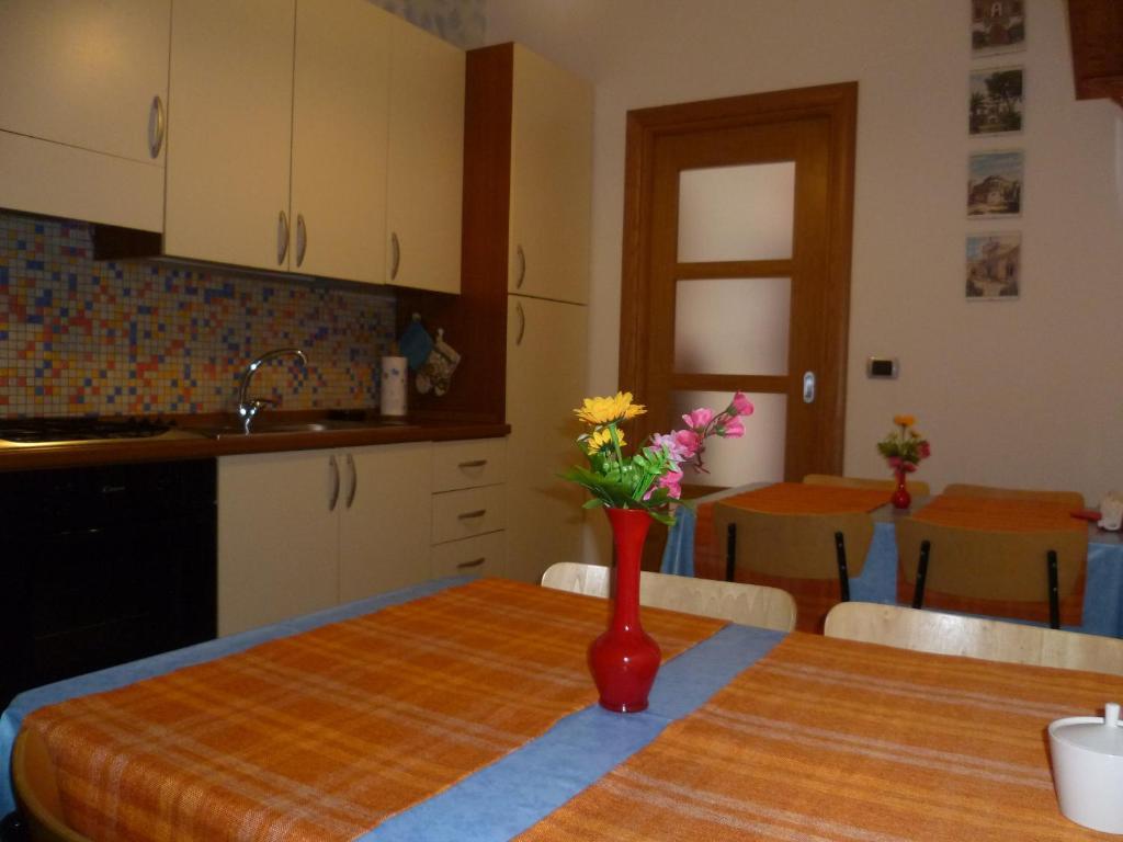 Cucina o angolo cottura di Antica Nàuna
