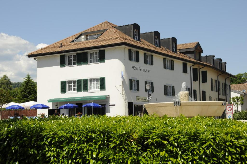 Hôtel Restaurant La Croix Verte