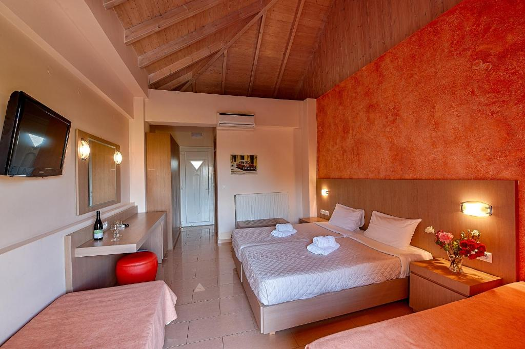 Appartamento Giovanni Mare Grecia Kourouta Booking Com