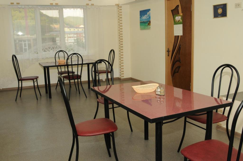 Ресторан / где поесть в Гостевой Дом Александрия