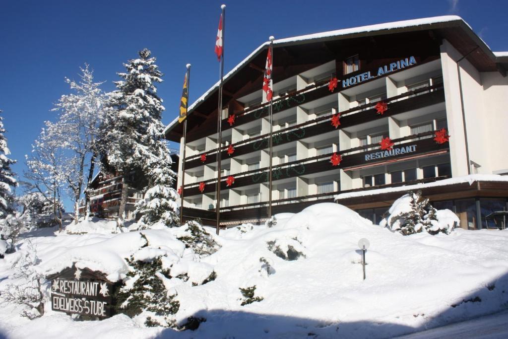 Hotel Restaurant Alpina Grindelwald, Switzerland