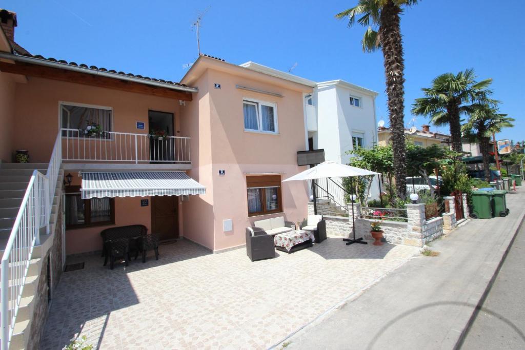 Rooms Emmina Porec, Croatia
