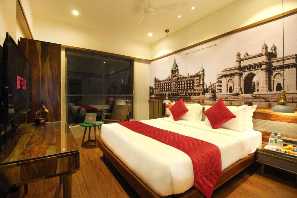 Theory9 Premium Service Apartments Mumbai India Booking Com
