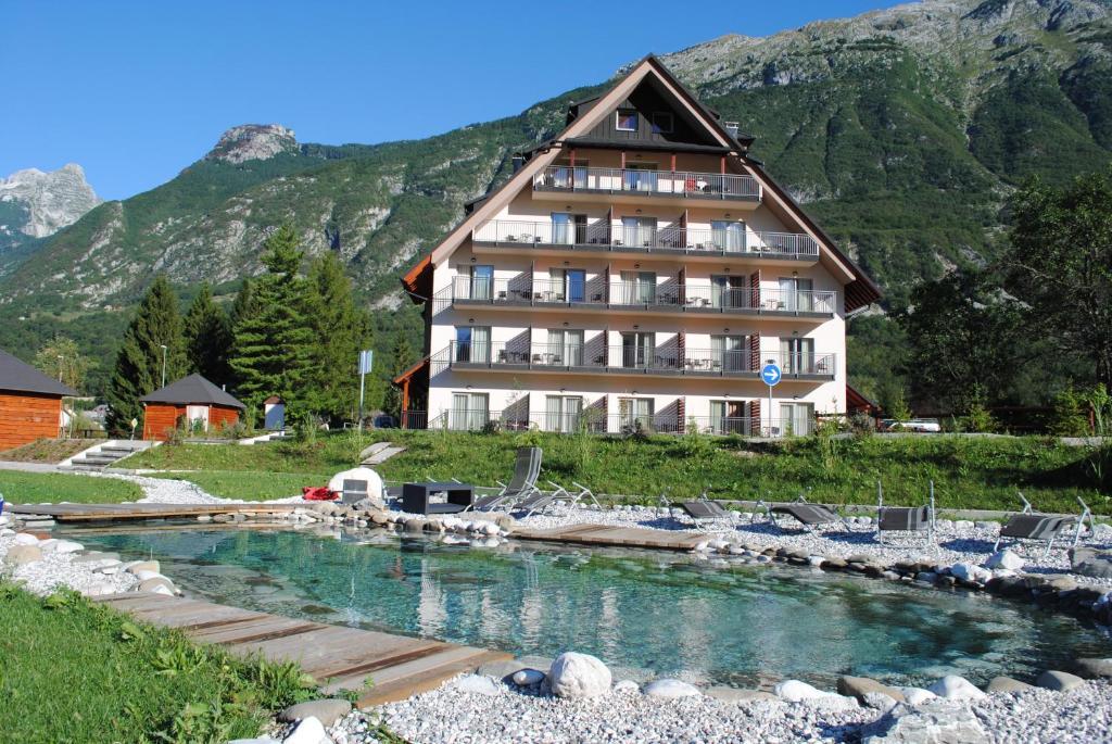 Hotel Mangart Bovec, Slovenia