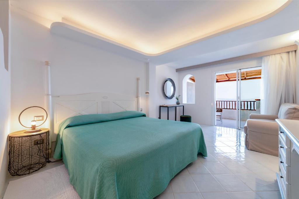 Hotel La Bisaccia Baja Sardinia, Italy