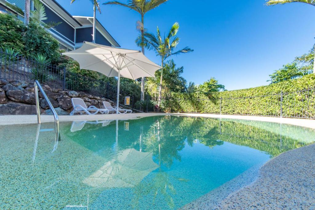 The swimming pool at or near Oasis 26 - Hamilton Island