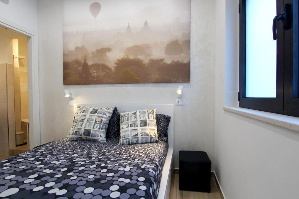Letto o letti in una camera di Rosemary Charming Rooms
