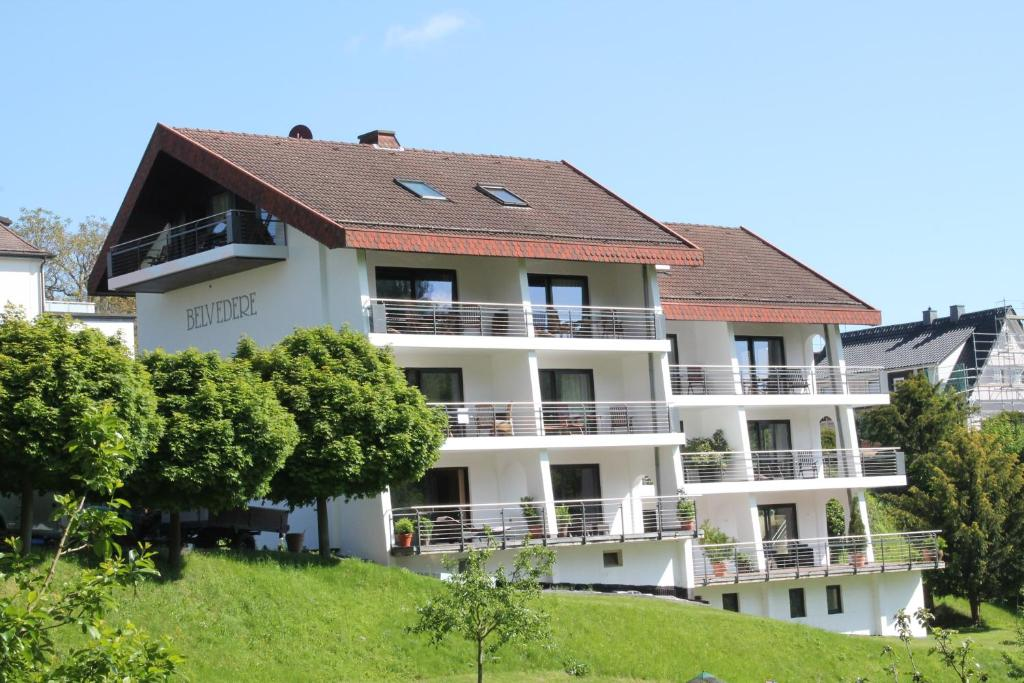 BELVEDERE - das BIO HOTEL Garni & SuiteHotel am Edersee Waldeck, Germany