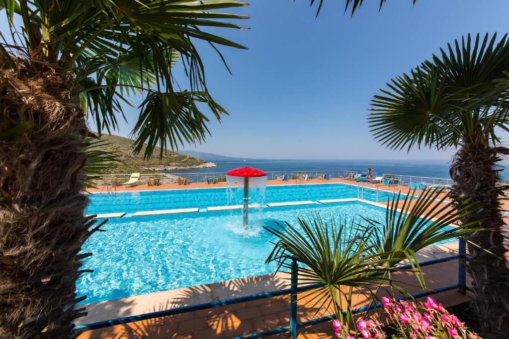 The swimming pool at or near Hotel Bahamas