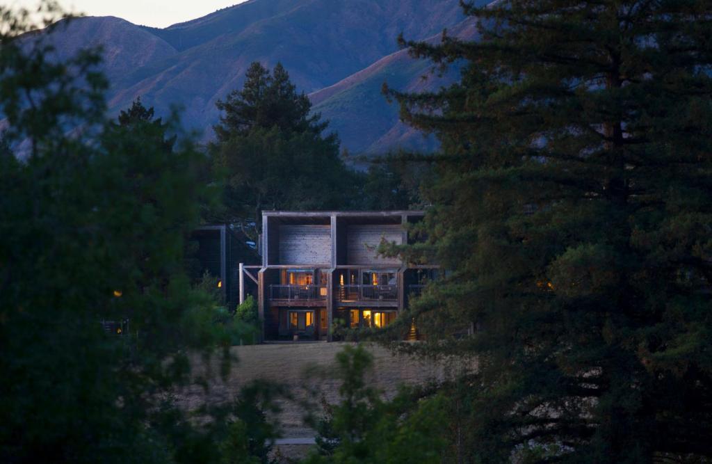 Zgrada u kojoj se nalazi resort