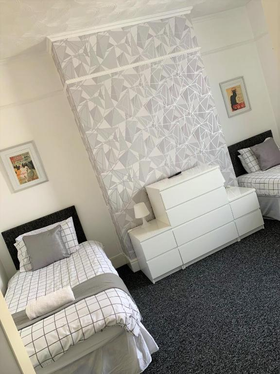 Seaways Guesthouse - Laterooms