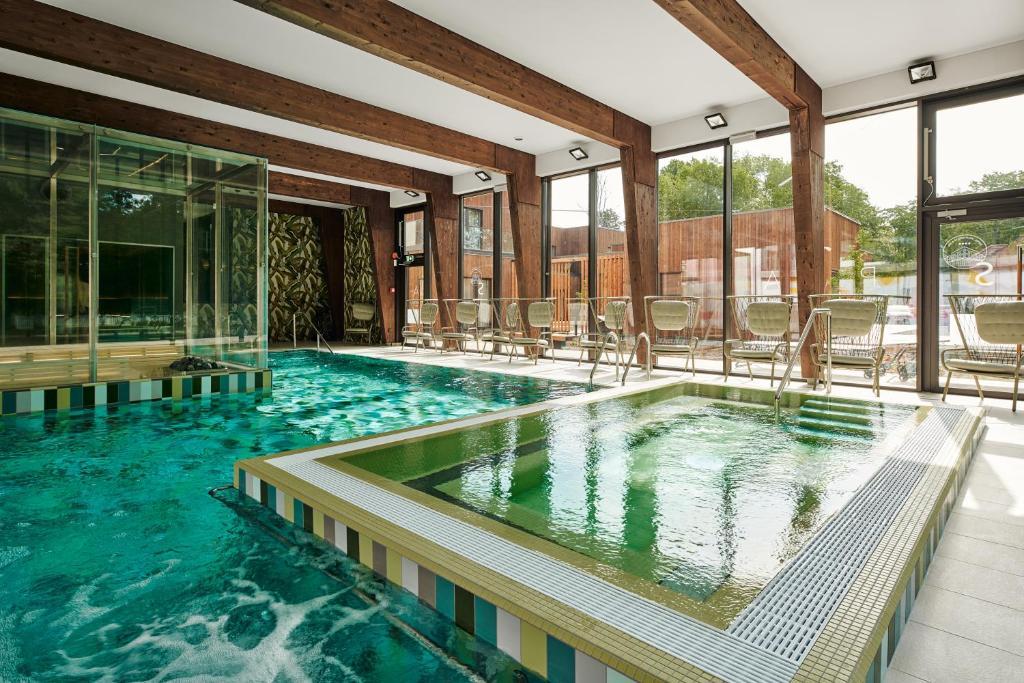 Bassein majutusasutuses Wasa Resort Hotel, Apartments & SPA või selle lähedal
