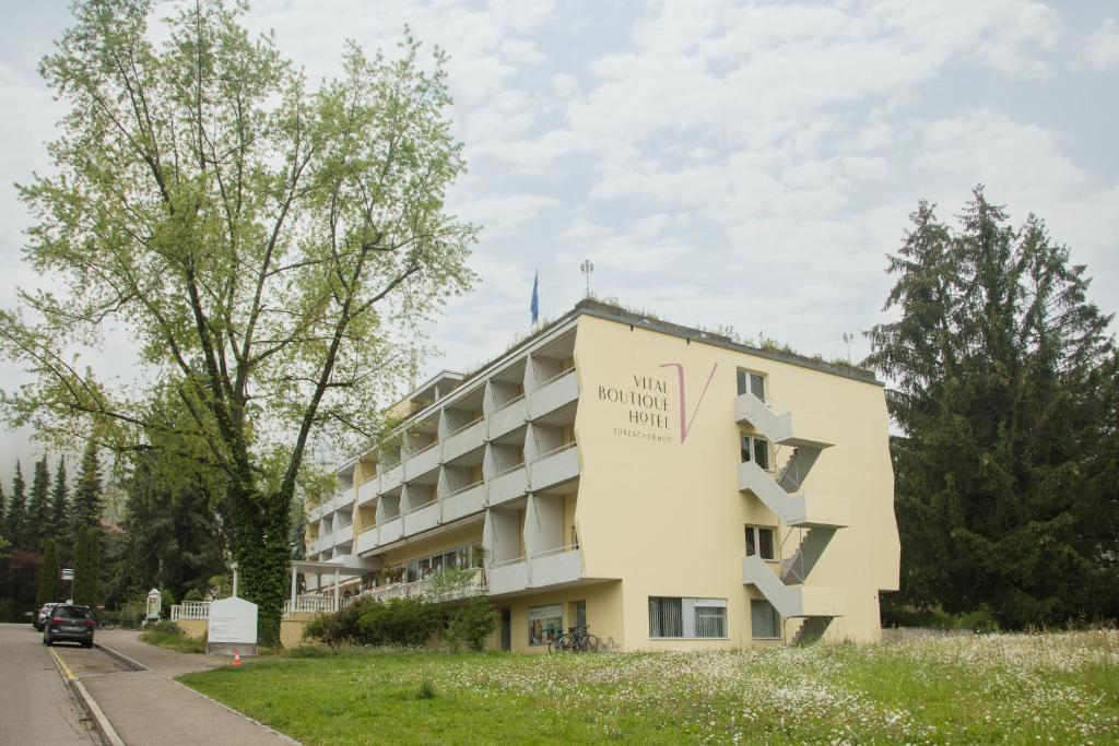 VitalBoutique Hotel Zurzacherhof Bad Zurzach, Switzerland