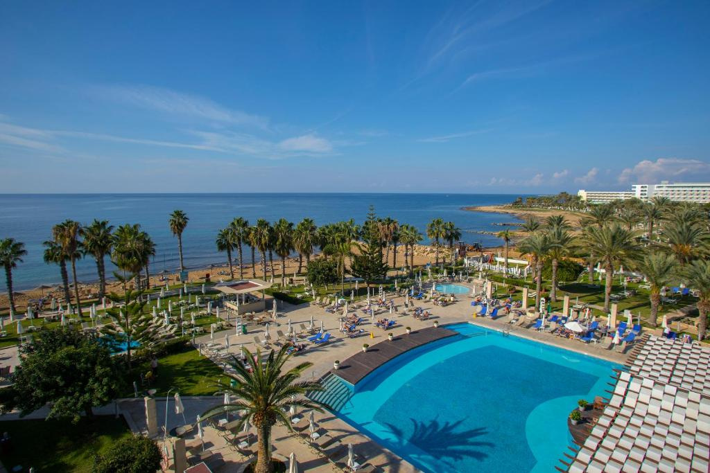 A view of the pool at Louis Ledra Beach or nearby