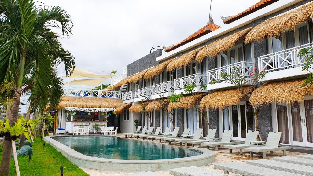 Outpost Bali coliving Bali