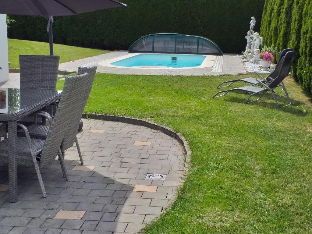AusZeit Steiraland 2 mit Jacuzzi und Swimmingpool