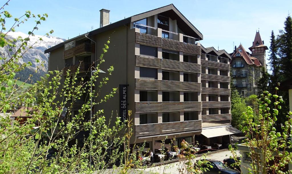 Hotel des Alpes Flims, Switzerland