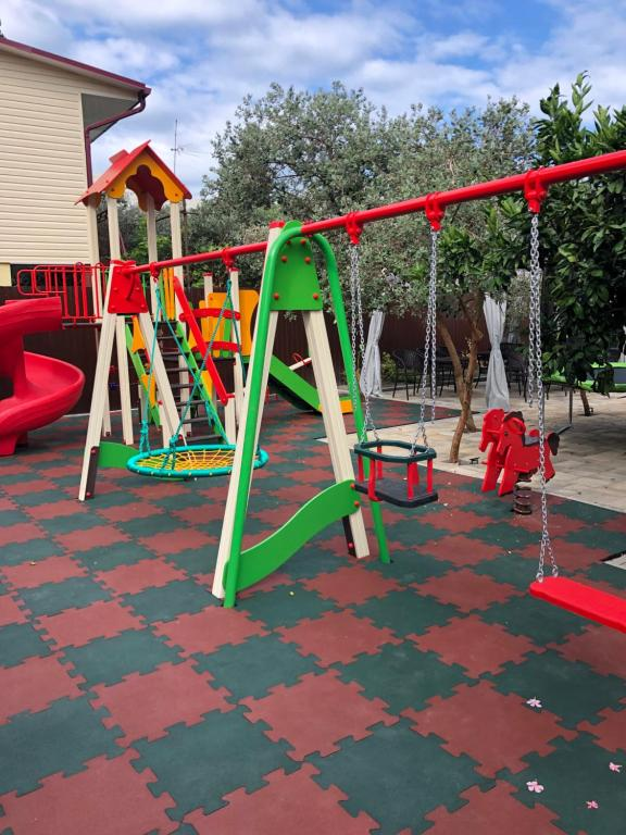 Детская игровая зона в Гостевой Дом Елена