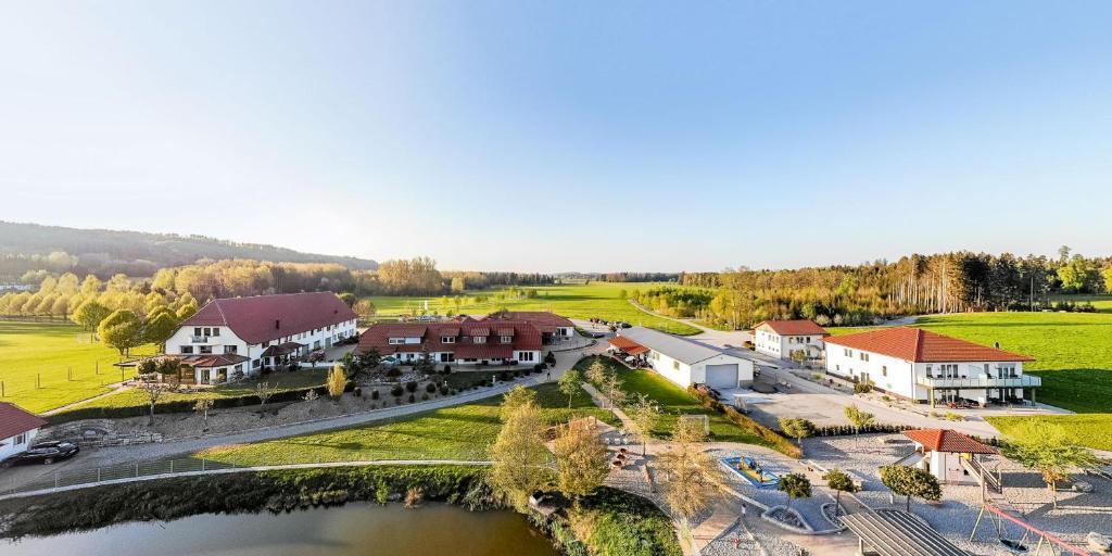 Hotel Hofgut Tiergarten Aulendorf, Germany
