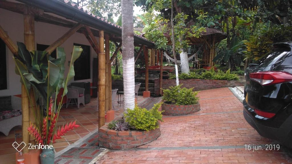 Casa finca de descanso con piscina-hidromasajes privada - Vía La Mesa - Anapoima
