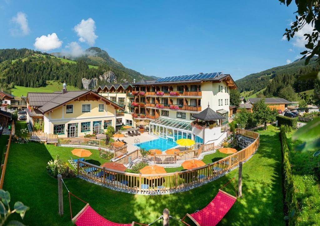 Hotel Guggenberger Kleinarl, Austria