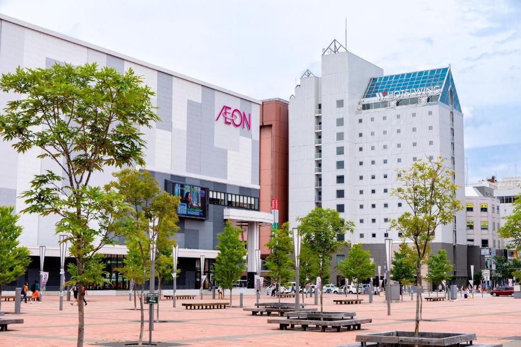 ホテル ウィングインターナショナル旭川駅前(旭川市)– 2020年 最新料金
