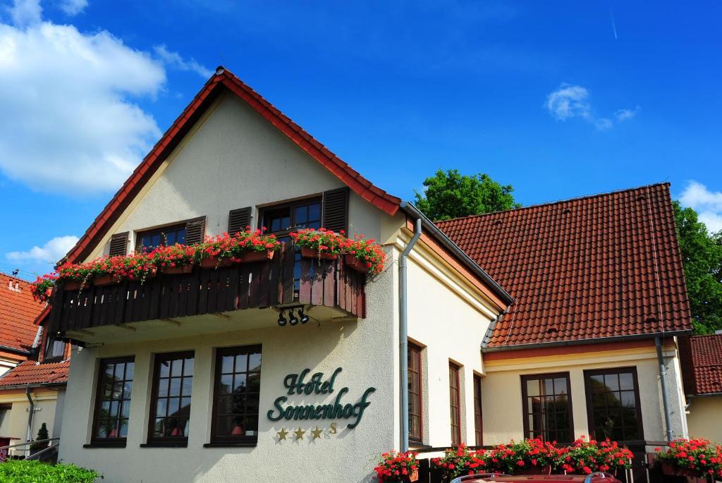 Hotel Restaurant Sonnenhof Weyerbusch, Germany