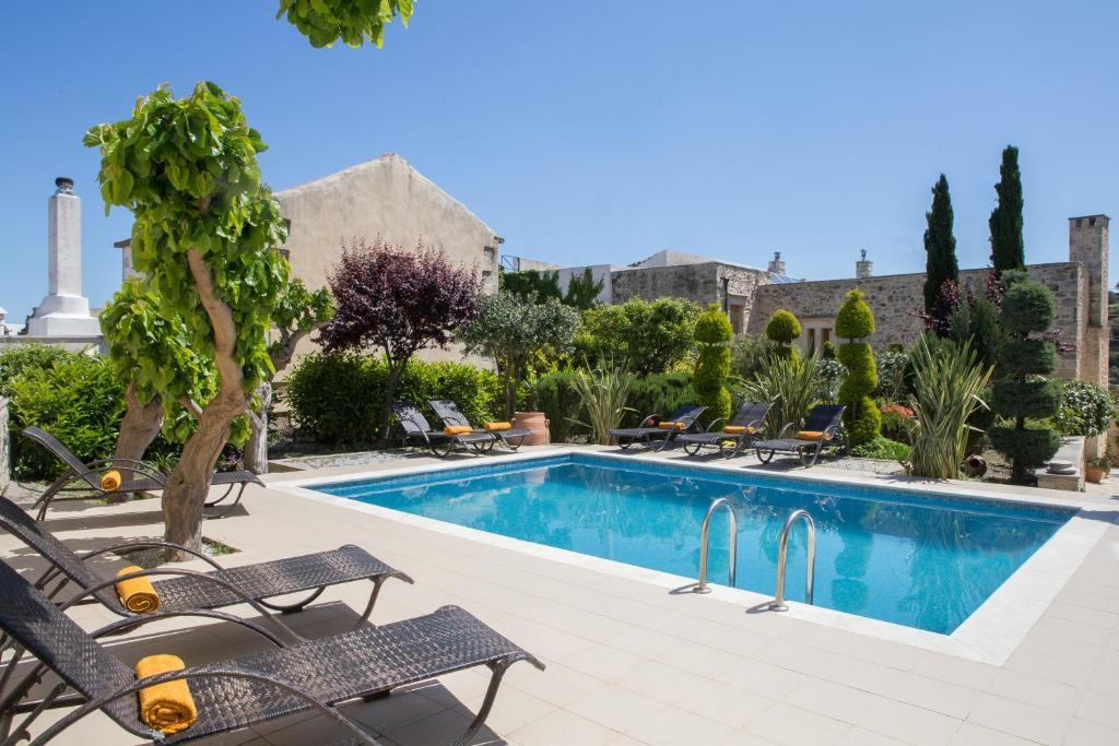 Arcus Suites Argyroupolis, Greece