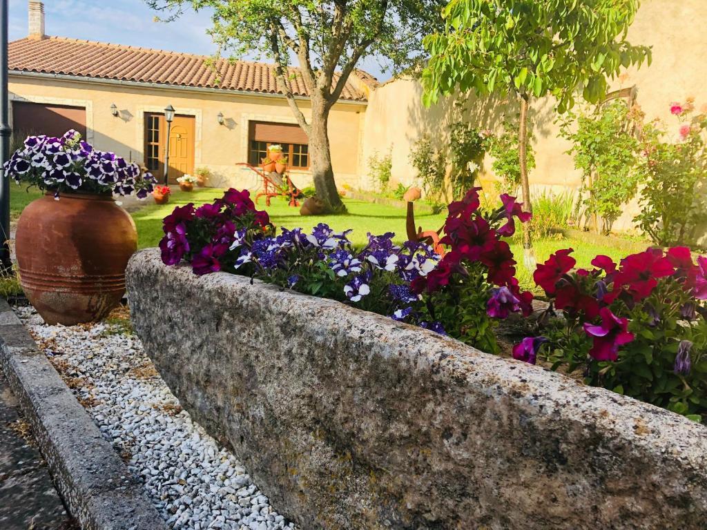 Casa rural del labrador