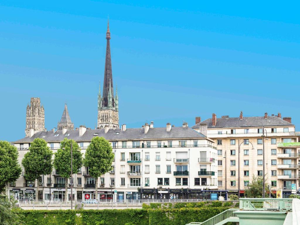ibis Styles Rouen Centre Cathedrale Rouen, France