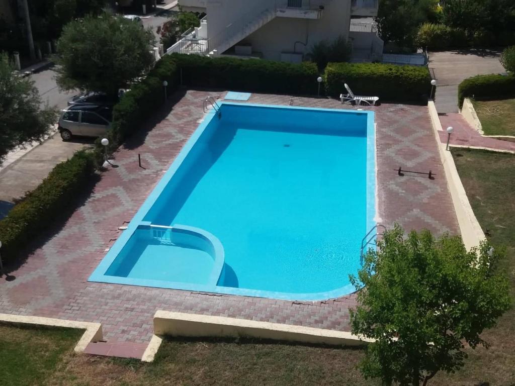 Gerakini 2BR Apt with Shared Pool