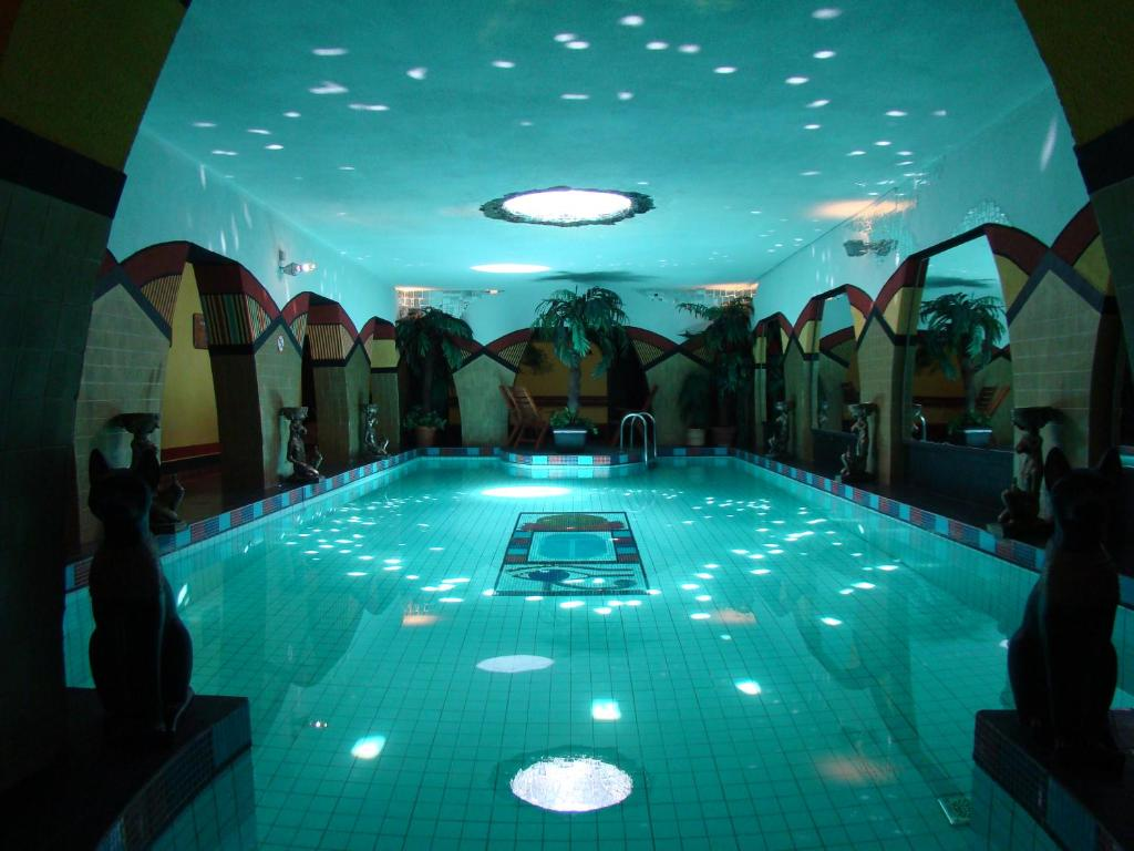 The swimming pool at or near Janus Boutique Hotel & Spa